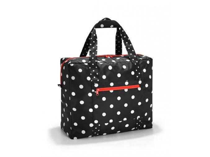 Skládací cestovní taška mini maxi TOURINGBAG mixed dots Reisenthel
