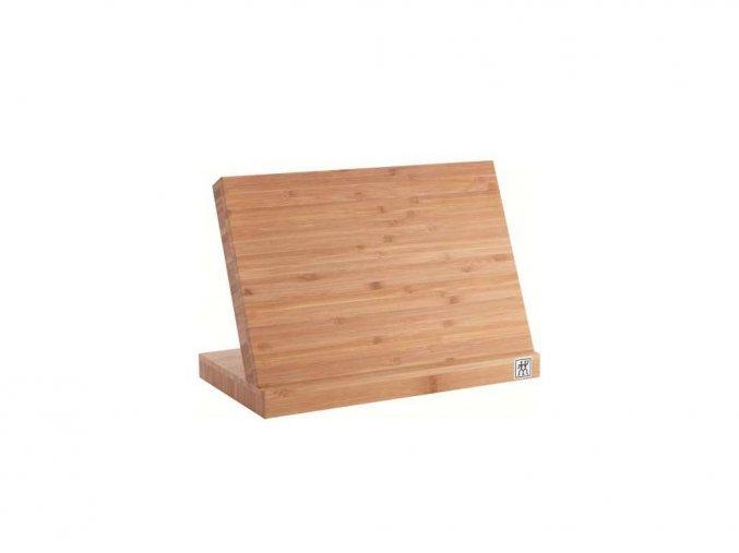 Magnetický blok na nože Zwilling na 5 ks, bambus 2