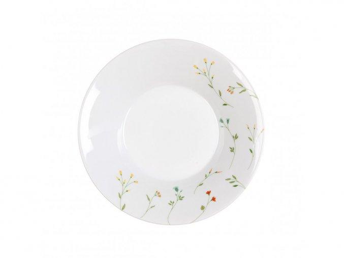 Porcelánový hluboký talíř BOTANIC 22 cm by inspire
