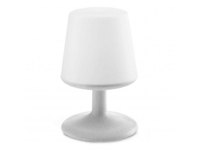 Lampa LIGHT TO GO šedá Koziol