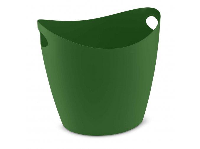 Džber BOTTICHELLI XL 28 l zelený Koziol