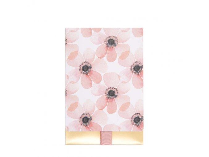 Dárková obálka přání Blume B6 11,5 x 17 cm, Artebene