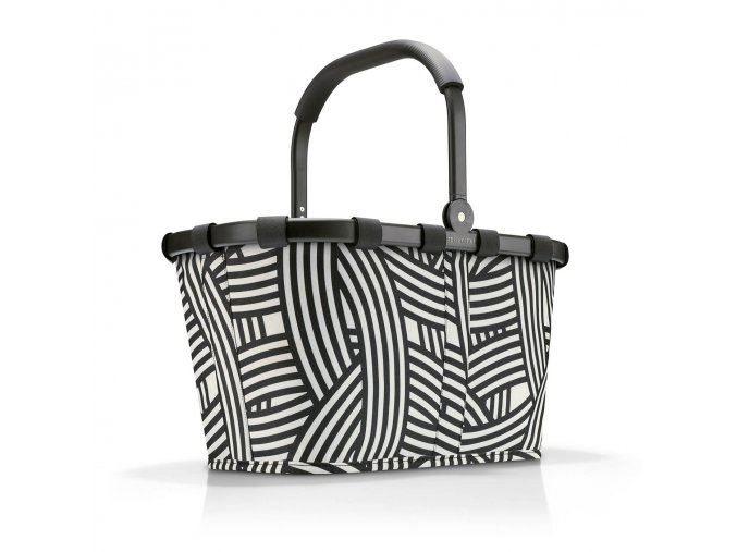 Nákupní košík CARRYBAG zebra, Reisenthel