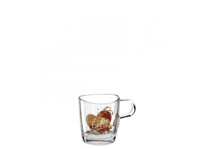 Šálek na kávu my coffe Loop, Leonardo