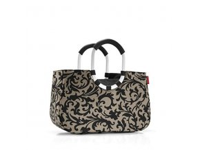 LOOPSHOPPER M baroque taupe