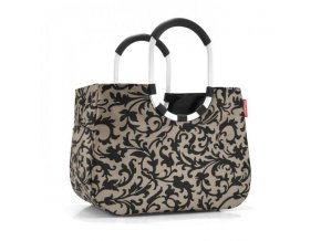 LOOPSHOPPER L baroque taupe