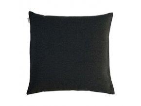 Povlak na polštář PEPPER 50 x 50 cm černý Linum