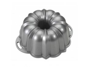 Forma na bábovku Anniversary velká 12 cup stříbrná Nordic Ware