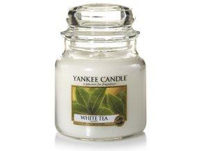 Svíčka Classic střední WHITE TEA Yankee Candle