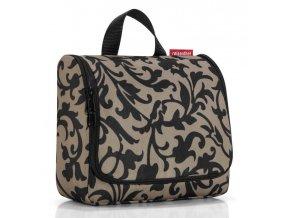 Kosmetická taška TOILETBAG baroque taupe Reisenthel