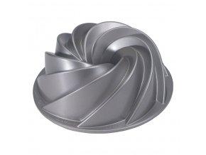 Forma na bábovku HERITAGE 10 cup stříbrná Nordic Ware