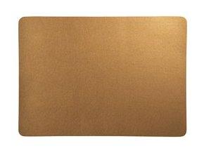 Prostírání imitace kůže 33 x 46 cm zlatá ASA Selection