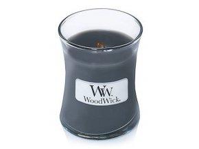 WoodWick vonná svíčka sklo malé EVENING ONYX
