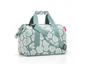 Cestovní taška ALLROUNDER M bloomy Reisenthel