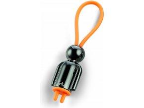 Přívěšek na klíče MISTER černý Philippi