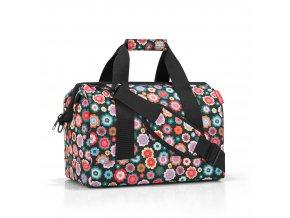 Cestovní taška ALLROUNDER M happy flowers Reisenthel