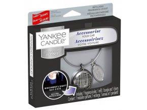 Yankee Candle Charming Scents set LINEAR vůně do auta Midsummers night