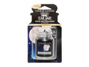 Yankee Candle gelová visačka vůně do auta Midsummers Night