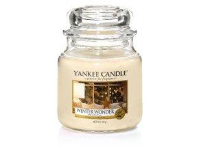 Svíčka Classic střední WINTER WONDER Yankee Candle