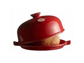 Forma na pečení chleba kulatá granátová Emile Henry