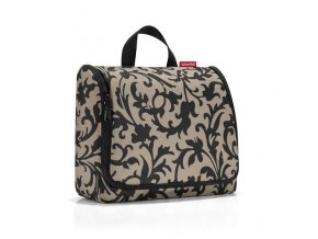 Kosmetická taška TOILETBAG XL baroque taupe Reisenthel