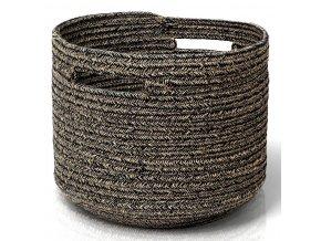 Bavlněný koš COBRA 30 cm Blomus