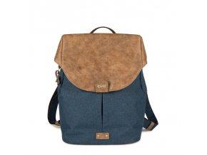 Dámský batoh OLLI O12 BLUE Zwei