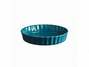 Koláčová forma p. 28 cm Calanque modrá Emile Henry