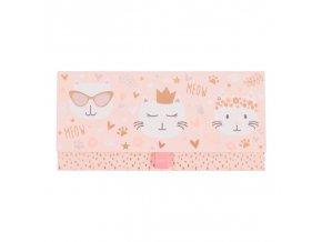 Dárková obálka přání 23 x 11 cm kočky Artebene