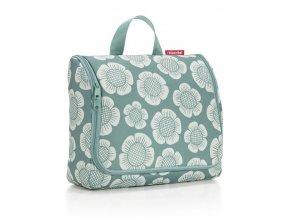 Kosmetická taška TOILETBAG XL 28 x 25 cm bloomy Reisenthel