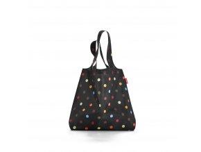 Skládací taška mini maxi SHOPPER dots Reisenthel