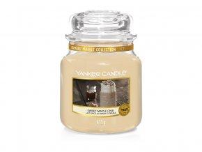 Svíčka Classic střední SWEET MAPLE CHAI Yankee Candle