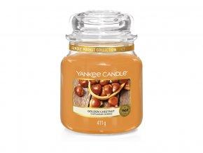 Svíčka Classic střední GOLDEN CHESTNUT Yankee Candle