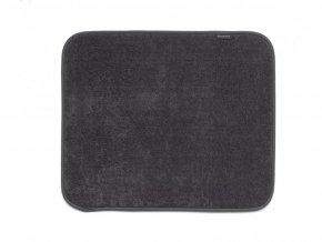 Odkapávač na nádobí z mikrovlákna, tmavě šedý Brabantia
