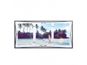 Fotorámeček PRISMA černý 48 x 23 cm Umbra