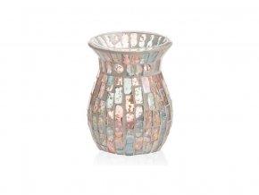 Aromalampa PASTEL ROMANCE v. 14 cm, růžová Yankee Candle