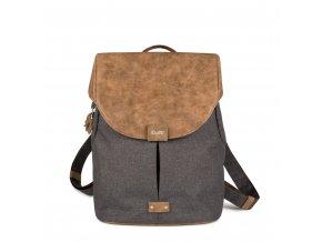 Dámský batoh OLLI O12 GRAFIT Zwei