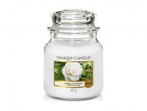 Svíčka Classic střední CAMELLIA BLOSSOM Yankee Candle
