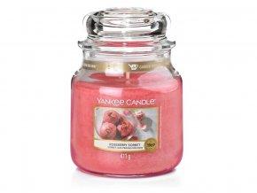 Svíčka Classic střední ROSEBERRY SORBET Yankee Candle