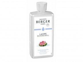 Maison Berger Paris interiérový parfém Květ leknínu, 500 ml