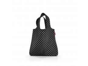 Skládací taška mini maxi SHOPPER mixed dots, Reisenthel