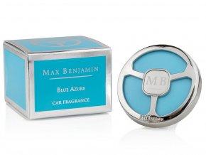 Vůně do auta Classic Blue Azure MAX BENJAMIN