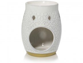 Aromalampa ADDISON PATTER ceramic, Yankee Candle