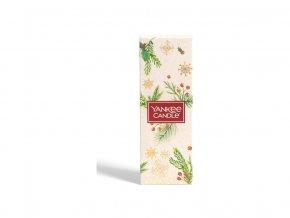 Yankee Candle dárková sada vánoční vonný vosk 3 ks