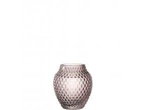 Váza POESIA 11 cm, růžová Leonardo