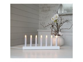 Vánoční LED osvětlení IDA, v. 15 cm STAR trading