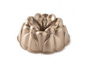 Forma na bábovku MAGNOLIA 10 cup, karamelová Nordic Ware