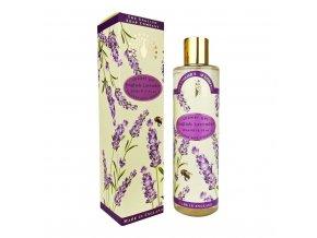 English Soap sprchový gel Anglická levandule, 300 ml