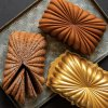 Forma na chlebíček CLASSIC FLUTED 6 cup zlatá Nordic Ware 3