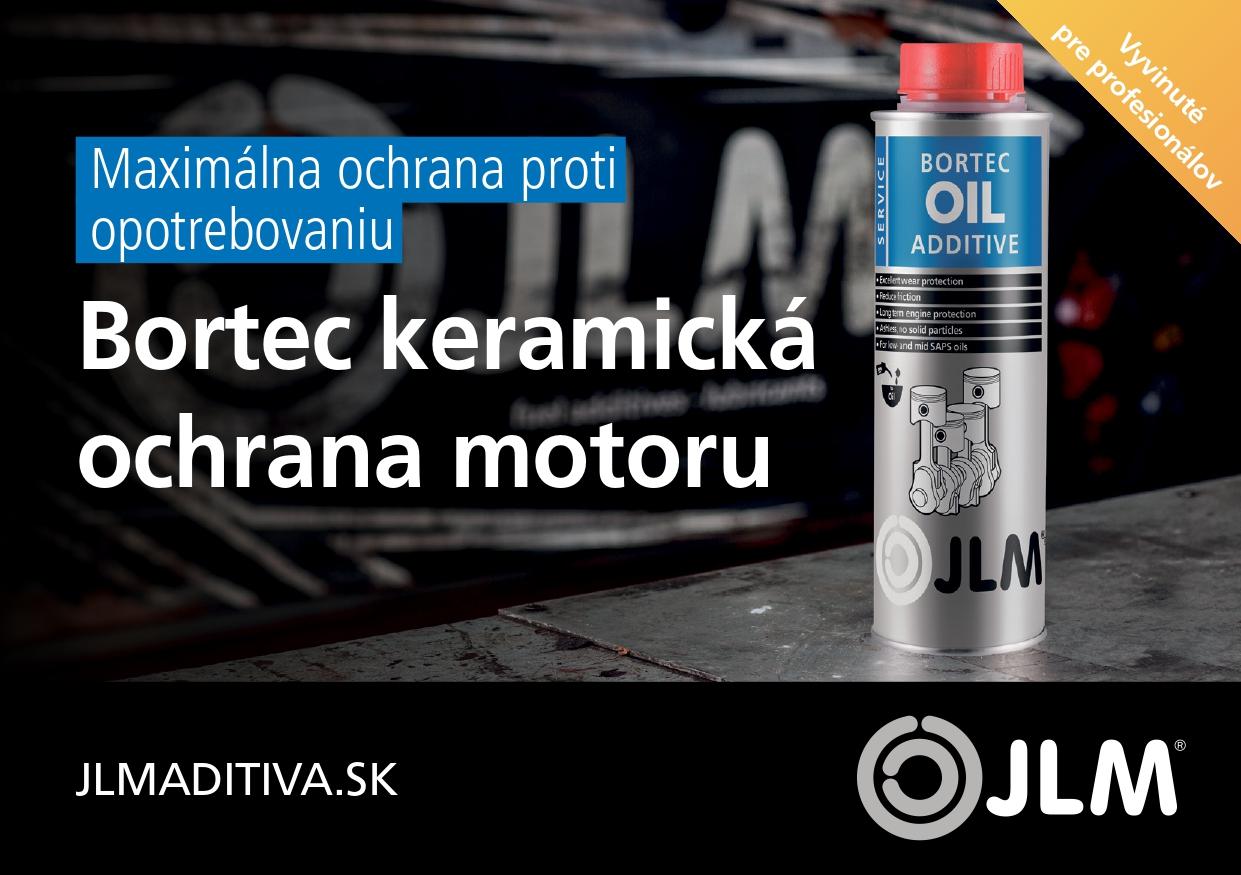 Nová generácia keramickej prísady do oleja. Znižuje trenie, opotrebenie a spotrebu paliva.